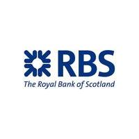 Логотип компании «Королевский Банк Шотландии»