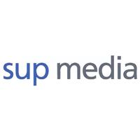 Логотип компании «Sup Media»