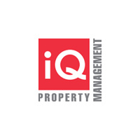 Логотип компании «IQ Property Management»