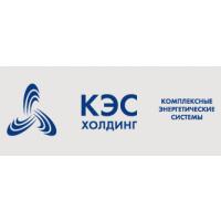 Логотип компании «Комплексные энергетические системы (КЭС)»