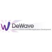 Логотип компании «DeWave»