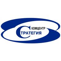 Логотип компании «Комцентр Стратегия»