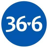 Логотип компании «36,6»