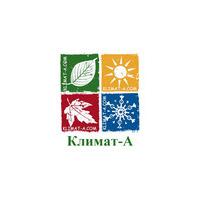 Логотип компании «Климат-А»