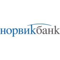 Логотип компании «НОРВИК БАНК»