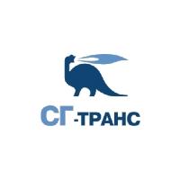 Логотип компании «СГ-транс»