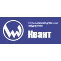 Логотип компании «НПП Квант»
