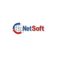 Логотип компании «RuNetSoft»