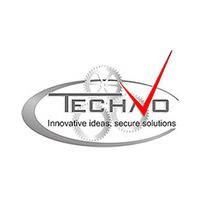 Логотип компании «TECHNO»