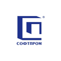 Логотип компании «Софтпром»