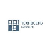 Логотип компании «Техносерв Консалтинг»