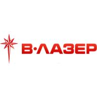 Логотип компании «В-Лазер»
