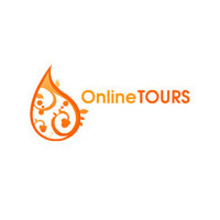 Логотип компании «Онлайнтурс»