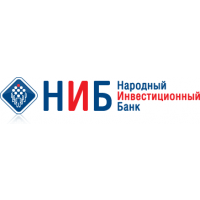 Логотип компании «Народный Инвестиционный Банк»