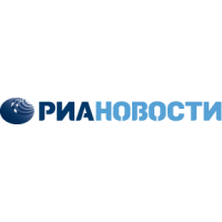 Логотип компании «РИА Новости»