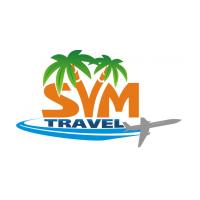 Логотип компании «SVM-TRAVEL»