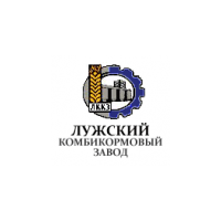 Логотип компании «Лужский комбикормовый завод (ЛККЗ)»
