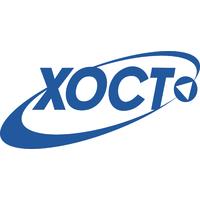 Логотип компании «ХОСТ»