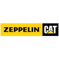 Логотип компании «Zeppelin Ukraine»