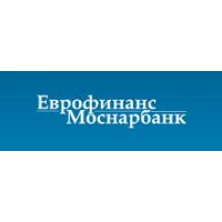 Логотип компании «Еврофинанс Моснарбанк»