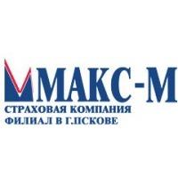 Логотип компании «филиал ЗАО МАКС-М в г.Пскове»
