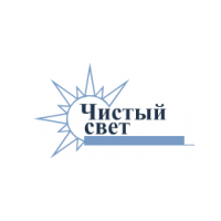 Логотип компании «Чистый Свет Сервис»