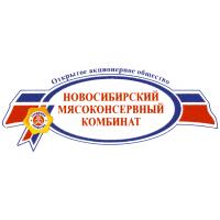 Логотип компании «Новосибирский мясоконсервный комбинат»