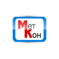 Логотип компании «Меткон»