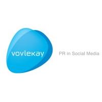 Логотип компании «Vovlekay | PR in Social Media»