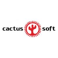 Логотип компании «CactusSoft»
