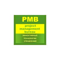 """Логотип компании «Бюро проектов менеджмента """"РМВ""""»"""