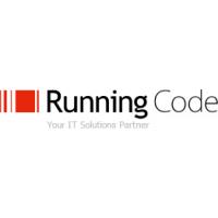 Логотип компании «Running Code»