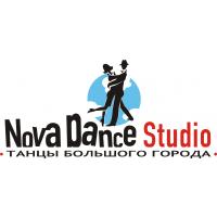 Логотип компании «Nova Dance Studio»