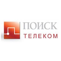 Логотип компании «Поиск-Телеком»