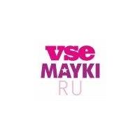 Логотип компании «VSEMAYKI.RU»