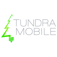 Логотип компании «TundraMobile»