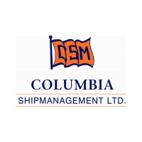 Логотип компании «Columbia ShipManagement»