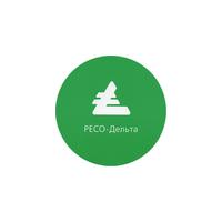 Логотип компании «страховой брокер РЕСО-Дельта»
