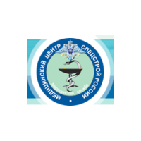 Логотип компании «Медицинский центр при Спецстрое России»