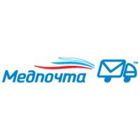 Логотип компании «Медпочта»