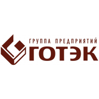 Логотип компании «ГОТЭК-ЦЕНТР»