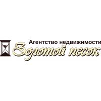 Логотип компании «Агентство недвижимости Золотой песок»
