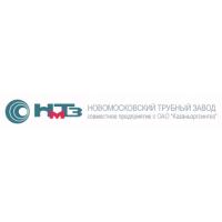 Логотип компании «Новомосковский трубный завод (НМТЗ)»