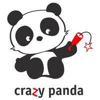 Логотип компании «Crazy Panda»