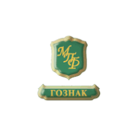 Логотип компании «Московская печатная фабрика Гознака»