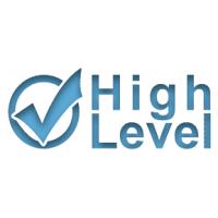 Логотип компании «Хай Лэвэл»