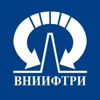 Логотип компании «ВНИИФТРИ»