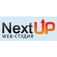 Логотип компании «NextUp Media»