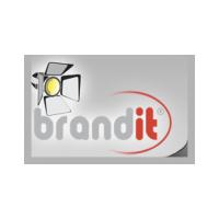 Логотип компании «BrandIt»
