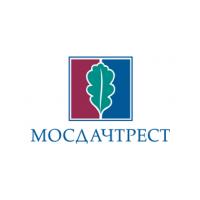Логотип компании «Мосдачтрест»